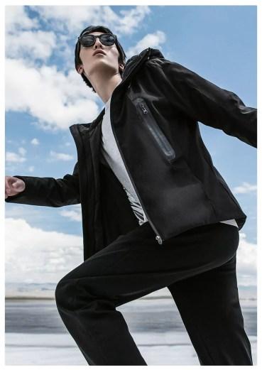 Uso de la chaqueta con calefacción de Xiaomi