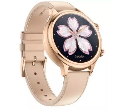 TicWatch C2 color rosa oro