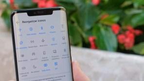 Notch pantalla del Huawei Mate 20 Pro
