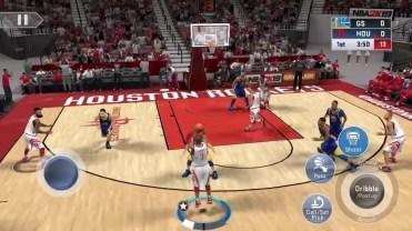 Tiro NBA 2K19