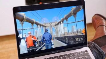 Calidad pantalla del Macbook Air 2018