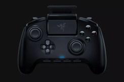 Diseño del mando Razer Raiju Mobile
