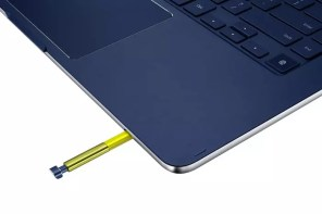 Samsung Notebook 9 Pen S Pen integrado