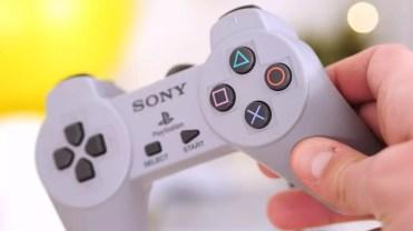 PlayStation Classic mando de la consola