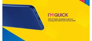 Puerto USB del Samsung Galaxy M