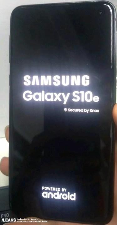 Nombre Samsung Galaxy S10e
