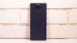 Imagen trasera del Sony Xperia 10
