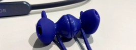 Auriculares azules Honor Sport Pro