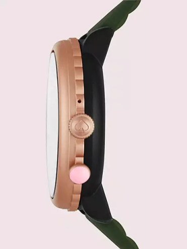 Imagen lateral smartwatch Kate Spade Sport Smartwatch