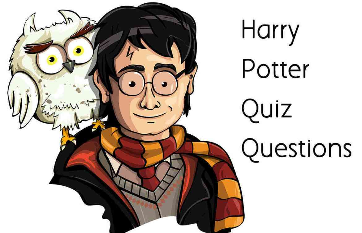 Harry Potter Quiz Questions Answers - Harry Potter Trivia