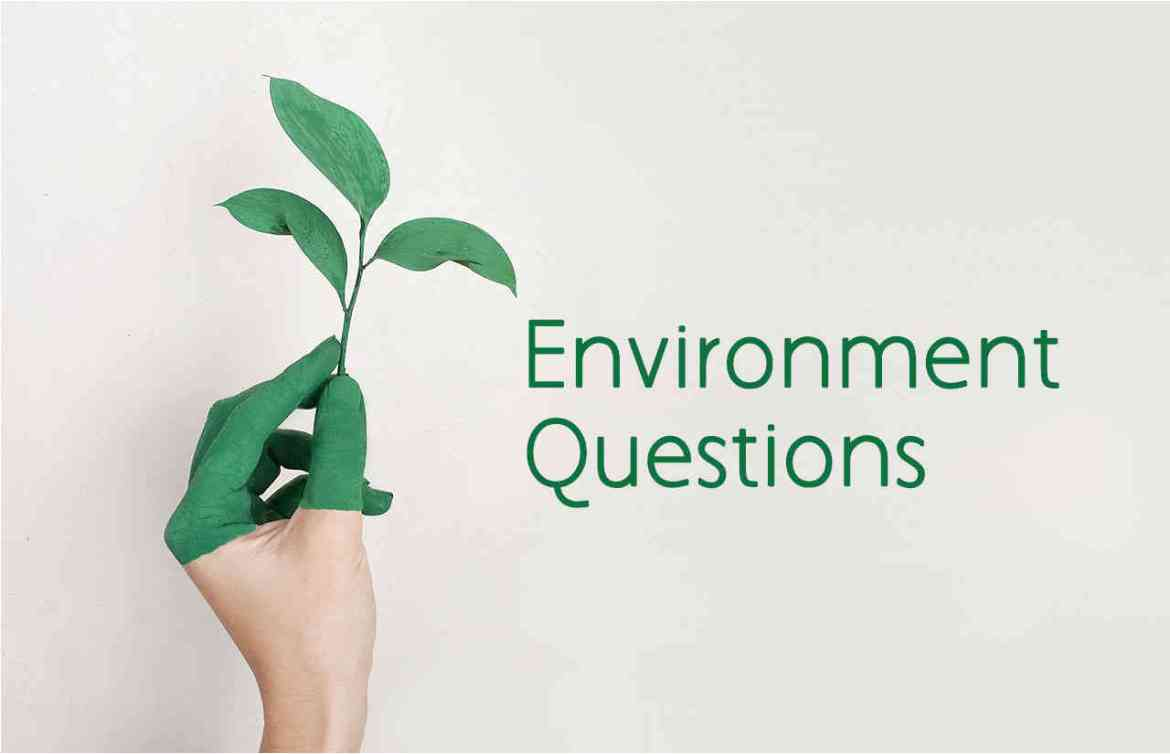Environment Quiz Questions and Answers