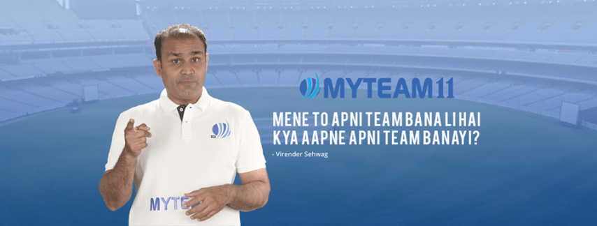 MyTeam11 Fantasy Cricket, Referral Code & Earn Real Cash