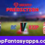 DC vs KXIP Dream11 Team Prediction for Todays IPL Match,100% Winning