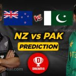 NZ vs PAK Dream11 Team Prediction for Today's Match,100% Winning