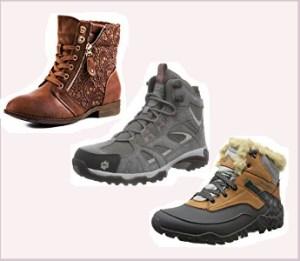 Damen Schuhe 1-eher Winter in Table 801 - 345 x 345