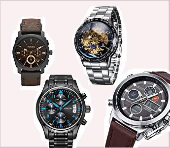 Herren -Uhren 4 - z.B. in Table 823 - 345 x 345