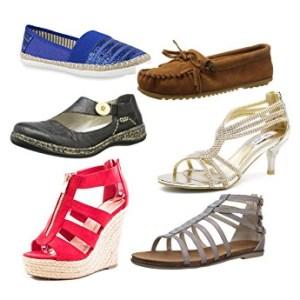 Damen Schuhe, Sandaletten