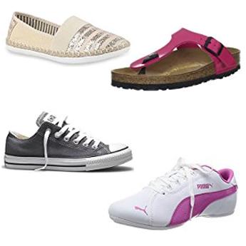 Schöne Damen -Schuhe - Sommer