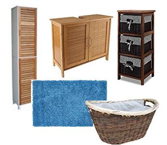 Wohnen- Bad + Dusche - 2 - ohne HG - - Oberseite - - - 345 x 345 Kopie