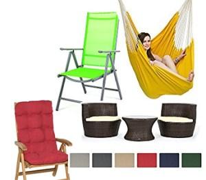 Wohnen-Garten-Sitzmöbel