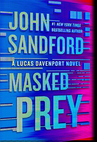 Masked Prey by John Sandford