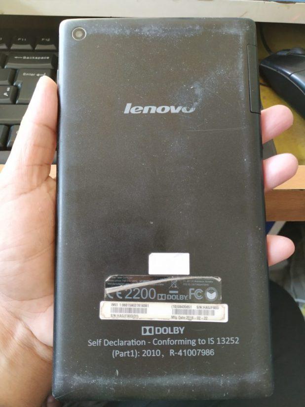 Lenovo TAB 2 A7-30HC Flash (S000029_151020-row) 100% Tested Firmware