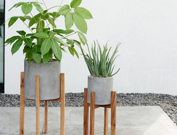 Standing Planters