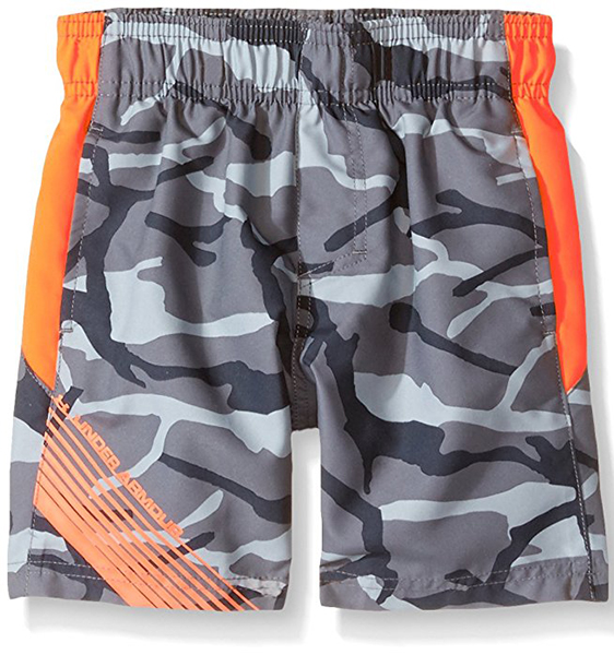 Under Armour Boys' Anatomic Volley Swim Short