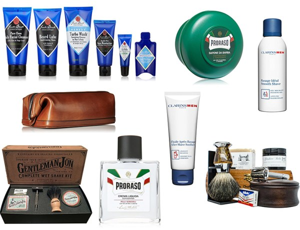 shaving kits for men