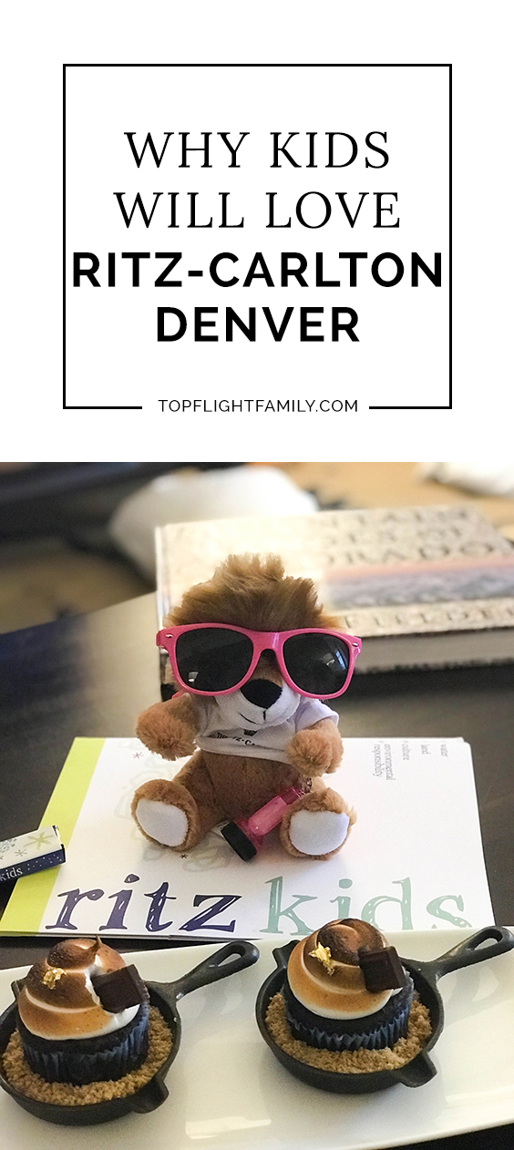 Looking for a great hotel in Denver to bring your kids to? Don't miss out on The Ritz Carlton Denver, a fantastically family-friendly property.