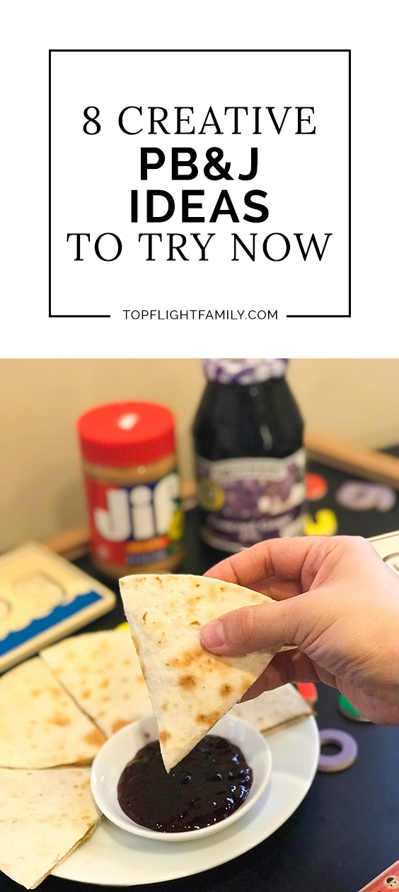 Peanut butter and jelly sandwiches are a staple of school lunchboxes. If you're looking for some new pb and j recipes, here are 8 great ideas!