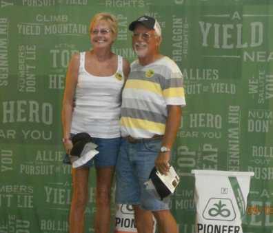 Cindy & Ron