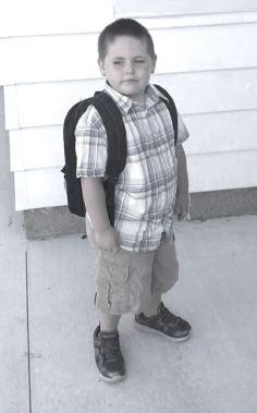 Cooper starting school