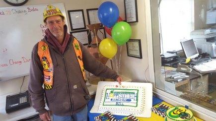 Bill's 60th Birthday