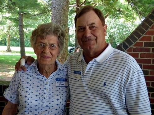 Pauline & Don