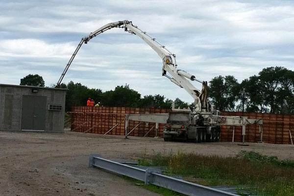 2015 Milmine Construction