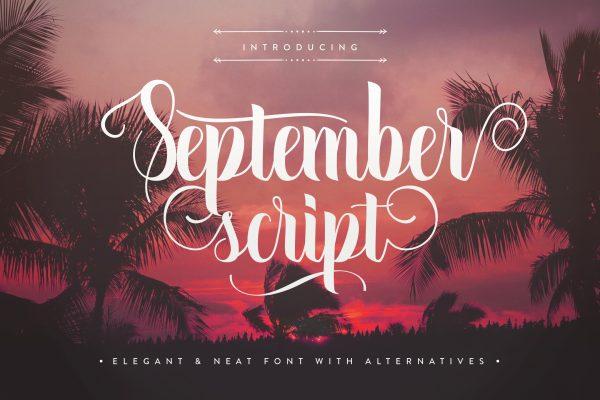 Free September Script