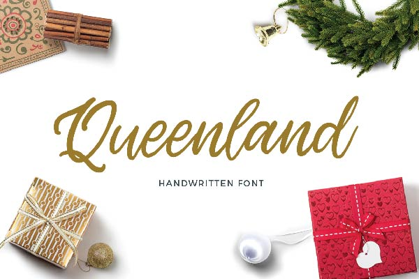 free Queenland font