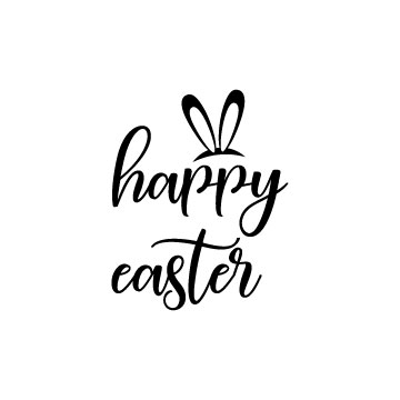 free happy easter svg file for cricut