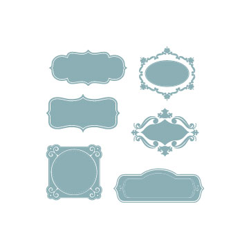 Free Labels Svg files for cricut
