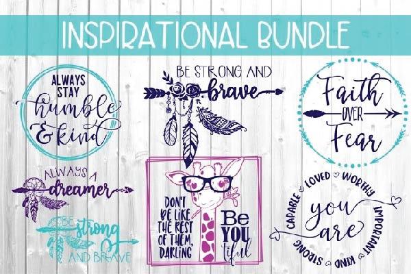 free Inspirational Design Bundle