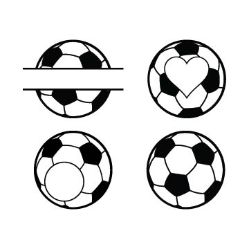 soccer ball svg free