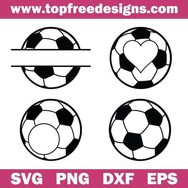 soccer ball svg
