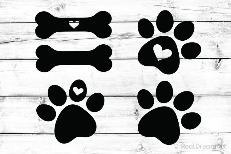 Dog Bundle SVG free