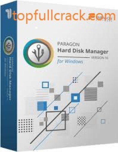 Paragon Hard Disk Manager 17.18.6 Crack With Serial key Full Download 2019