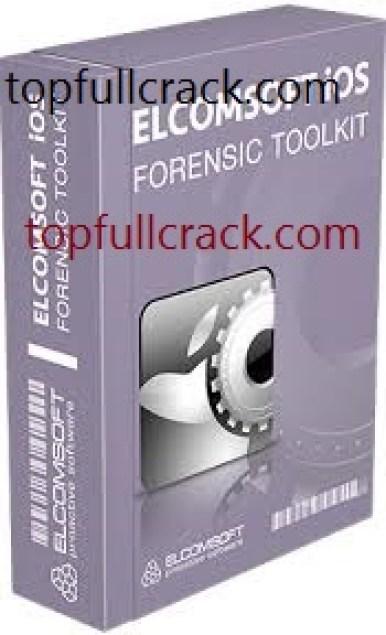 ElcomSoft iOS Forensic Toolkit 5.0 Crack + Serial Key Full Download 2019
