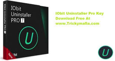 IObit Uninstaller Pro 8.5.0.6 Crack With Keygen Free Download 2019