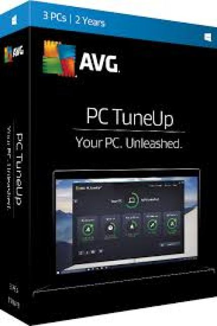 AVG PC TuneUp 2019 Crack With Activation Key Free Download