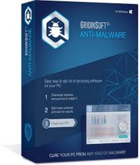 GridinSoft Anti-Malware 4.0.43 Crack With Serial Number Free Download 2019