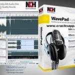 WavePad Sound Editor 9.31 Crack With Product Key Free Download 2019